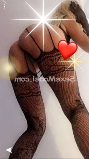 Laurela escort girl massage sexy à Romorantin-Lanthenay