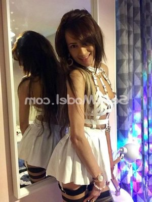 Anne-virginie massage tantrique escorte