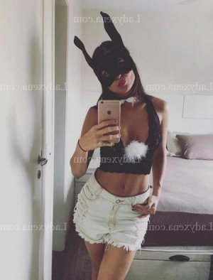 Marcia wannonce escorte girl