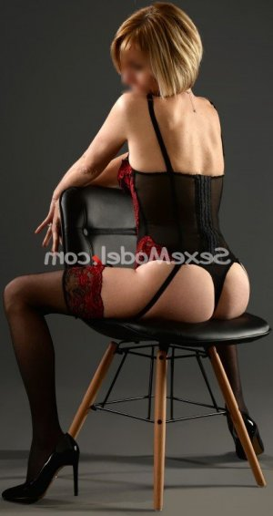 Marjelaine massage érotique escorte au Pré-Saint-Gervais